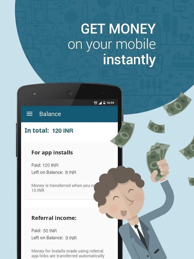 Earny: top up your mobile Screenshot 7