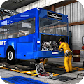 Bus Mechanic Auto Repair Shop