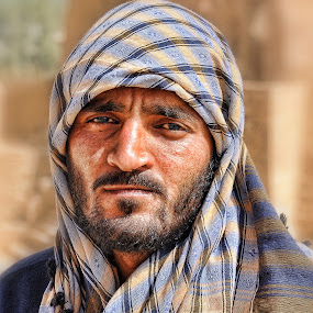 ARAB by Angelito Cortez - People Portraits of Men ( people, portrait, man )