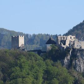 Castle Celje Slovenia by Nejc Parašuh - Buildings & Architecture Public & Historical ( castle celje )