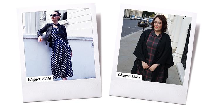 London Fashion Week bloggers
