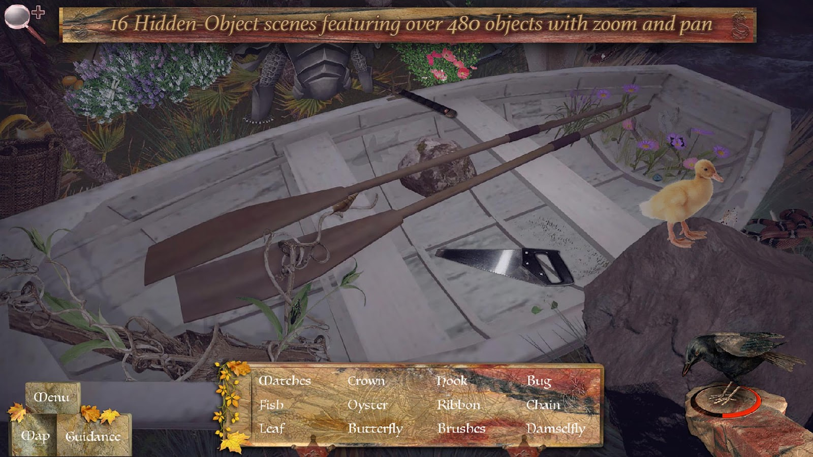 WILLIHARD (Hidden Objects) Screenshot 11