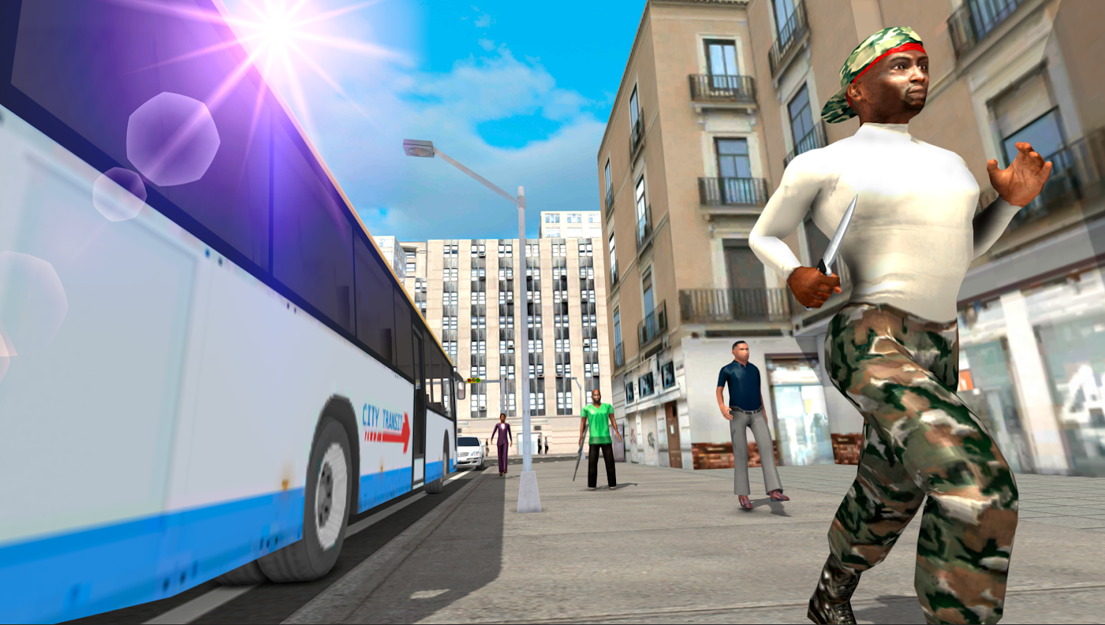 Gangster Crime Wars Screenshot 4