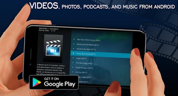 App free kodi streamings & addons APK for Windows Phone