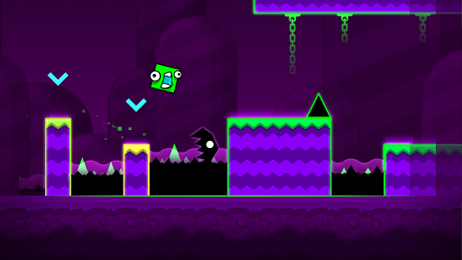 Geometry Dash World screenshot 1