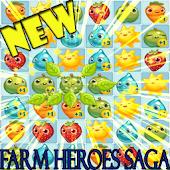 Download Full new farm heroes saga tricks 1.0 APK