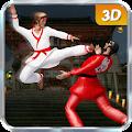 Karate Fighting Kung Fu Tiger
