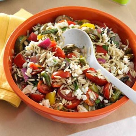 Southwestern Orzo Salad Recipe | Yummly