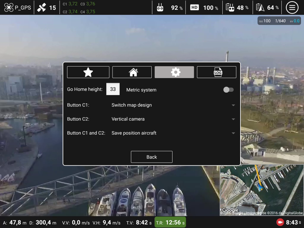 Top Pilot DJI Phantom/Inspire Screenshot 4