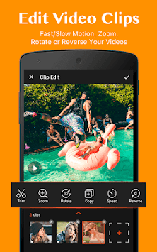 VideoShow- Video Editor, Music APK screenshot thumbnail 3