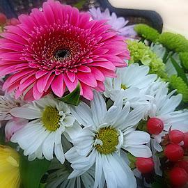 Bouquet  by Susanne Carlton - Flowers Flower Arangements
