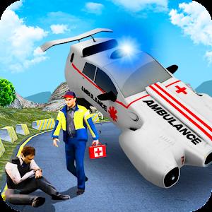 Flying Ambulance Emergency Rescue Online PC (Windows / MAC)