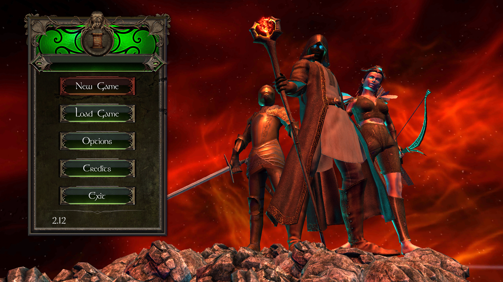 Axe and Fate HD 3D RPG Screenshot 3