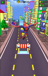 Subway Spider-Run Adventure World for pc