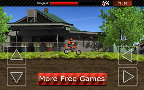 Desert Motocross Free- screenshot thumbnail