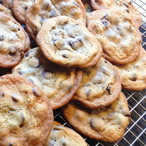 King Arthur Chocolate Chip Cookies