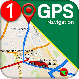 GPS Navigation & Map Direction - Route Finder Online PC (Windows / MAC)