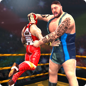 WRESTLING BACKSTAGE FIGHTING : WRESTLING GAMES for PC-Windows 7,8,10 and Mac