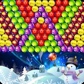 Game Bubble Shooter Christmas version 2015 APK