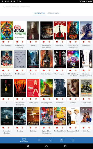 Movies by Flixster, with Rotten Tomatoes screenshot 11