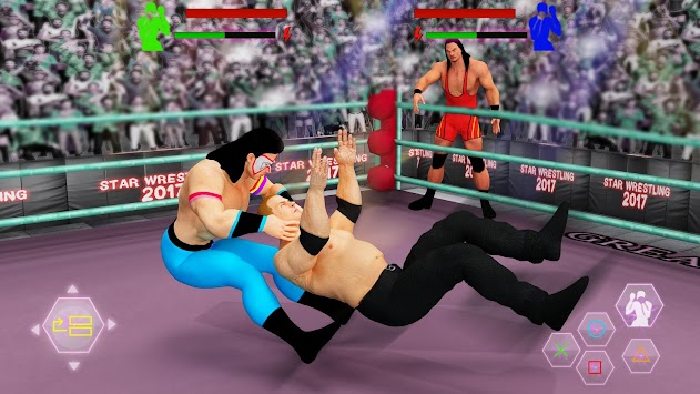 World Tag Team Stars Wrestling Revolution 2017 Pro APK