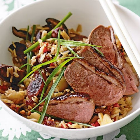 Duck With Eight-jewel Rice