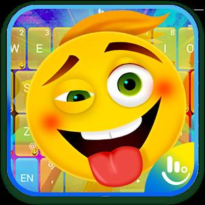 Hello Cute Emoji Keyboard Theme For PC