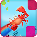 Game Super Flappy Crab apk for kindle fire
