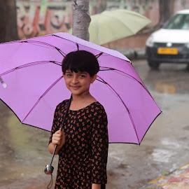 by Kunal Bhattacharya - Babies & Children Child Portraits
