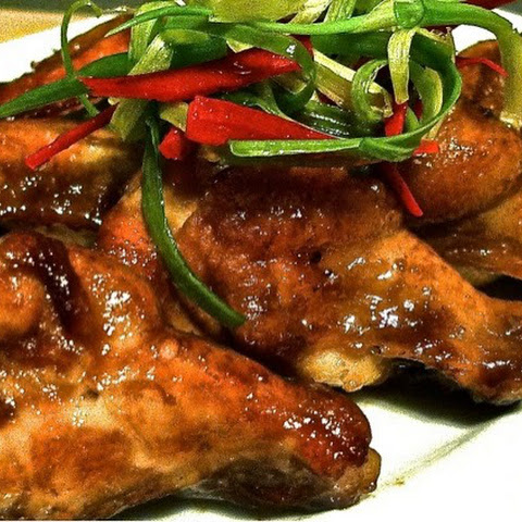 Bake Easy Chicken Wings