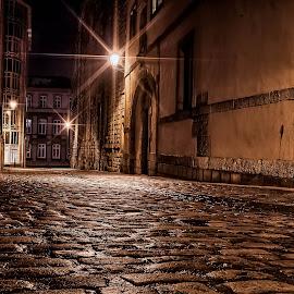 by Dragan Rakocevic - City,  Street & Park  Street Scenes