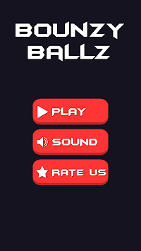 Bounzy Ballz apk screenshot