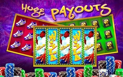 Rap Stars Free Slot Machines apk screenshot