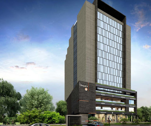 Commercial showrooms and offices for sale on Iscon-Ambli Road