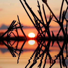 by Petros Dinos - Landscapes Sunsets & Sunrises