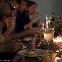 Foodie Singles' Supper Club (gents)