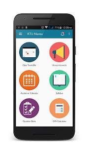 KTU Mentor - For Professionals - screenshot