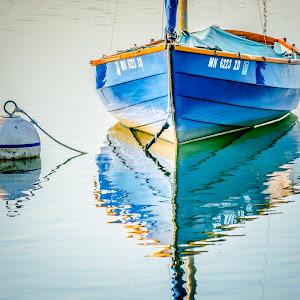 Lake Harriet Sailboat-©Michael Borg.jpg