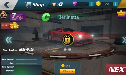 Drift car city traffic racer screenshot 4