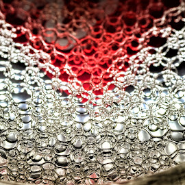 Bubbles by Sarthak Bisaria - Abstract Macro ( water, macro, ring flash, bubbles )