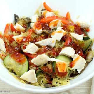 Healthy Spaghetti Squash Stir Fry Recipes