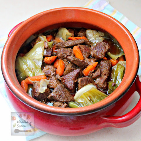 Slow Cooker Beef and Beer Belgian Stew