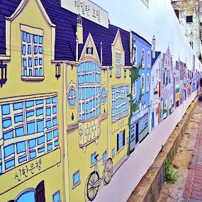 by Ibrahim Samsudin - Street Art All Street Art