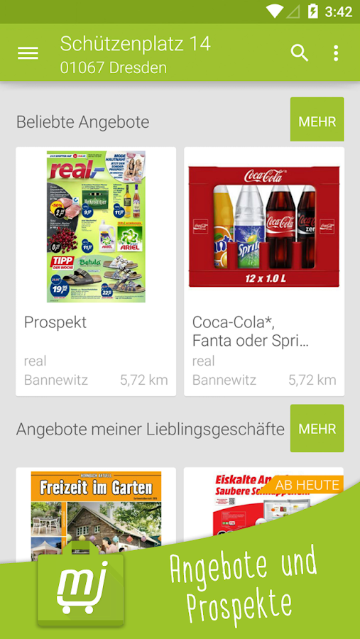 Marktjagd Prospekte & Angebote Screenshot 0