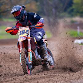 Motocross by Tim Harris - Sports & Fitness Motorsports ( motorcycles, motocross, motorbike, racing, moto, motorcycle, dirt bike, motorsport )