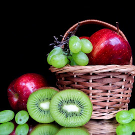Busketful by Asif Bora - Food & Drink Fruits & Vegetables