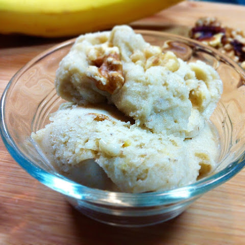 Maple Nut Ice Cream
