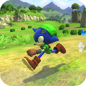 Game Sonic Run Fever apk for kindle fire
