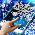 App Snow Stars Free Wallpaper APK for Kindle