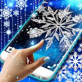 Snow Stars Free Wallpaper